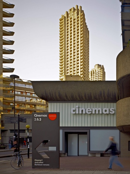 Barbican Cinemas