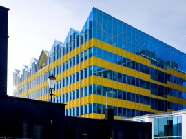 The Yellow Building